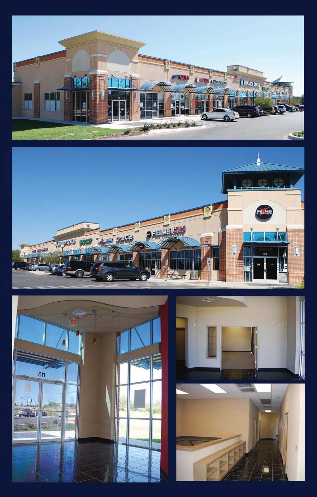 AVAILABLE SPACE SUITE 115-2,110 +/- SF AVAILABLE SPACE