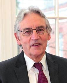 Congratulations from the Chancellor The Right Honourable The Lord Grocott is a Leicester graduate and former academic, television presenter and Labour MP.