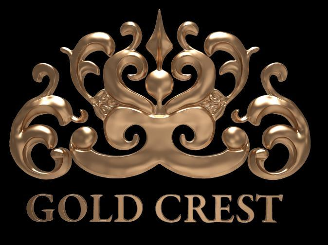 name of Gold Crest Trading Ltd - Company Number: 07296830 Registered Office: