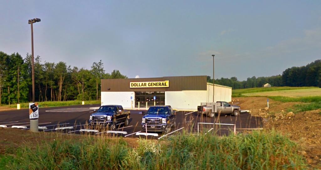 Dollar EXCLUSIVE General LISTING Sheakleyville, PA Dollar
