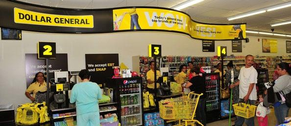 In addition to high quality private brands, Dollar General sells products from America s most-trusted manufacturers such as Clorox, Energizer, Procter & Gamble, Hanes, Coca-Cola, Mars, Unilever,