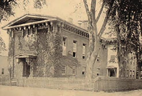 CONNECTED TO OUR PAST CCSU s story begins nearly 170 years ago. Founded in 1849 to train teachers for the common schools, the New Britain Normal School graduated its first class in 1850.