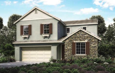 LEMONWOOD Residence Four 5 Bedrooms + Loft 3 Baths 3-Car Garage
