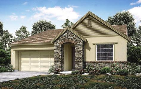 AMBER Residence One 3 Bedrooms 2.5 Baths Approx. 1,990 sq. ft.