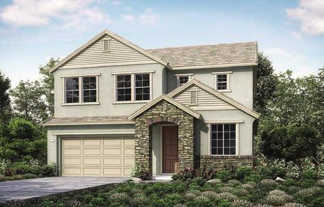 SIENNA Residence Two 4 Bedrooms 3 Baths Approx. 2,298 sq. ft.