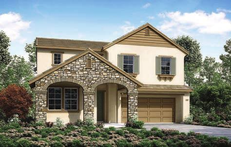 EMBERGLOW Residence Three 5 Bedrooms + Loft 3 Baths 3-Car Garage