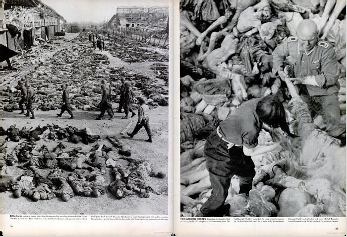 Figure 14. Atrocities, Life Indeed, the New York Times and Life magazine had no shortages of atrocities to tell the American people.