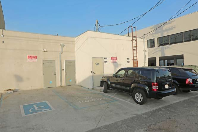 PROPERTY INFORMATION 8128 W 3RD STREET TENANT INFORMATION RENT ROLL Tenant Square Feet Monthly Base Rent Monthly/ NNN Monthly MGMT Fee Parking Space Monthly Parking Rent Pro Data % Rent Increase %