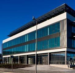 3FLOORS OF OFFICE SPACE The Iveagh Building The ideal business environment THE IDEAL BUSINESS ENVIRONMENT The Park, Carrickmines is a high quality integrated park, superior to anything which has been