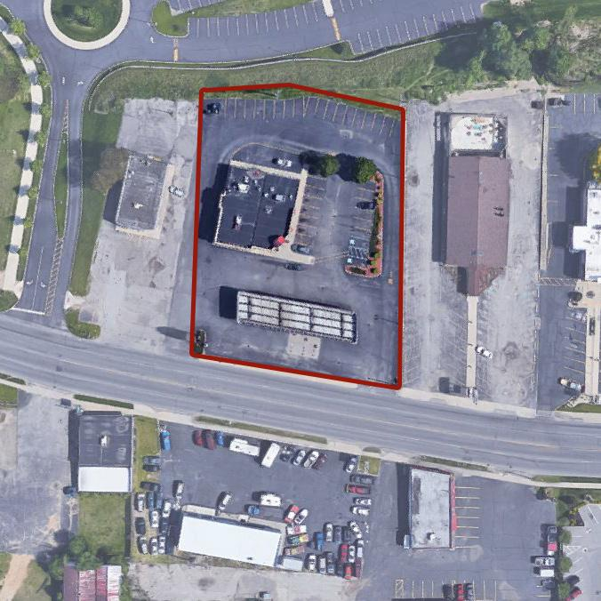 PROPERTY DETAILS THE OFFERING Oceanside Blvd ± 31,792 Property Name Arby s/phillips 66 Property Address 1807 Lincoln Way South Bend, IN 46628 Assessor s Parcel Number 71-09-18-256-013.