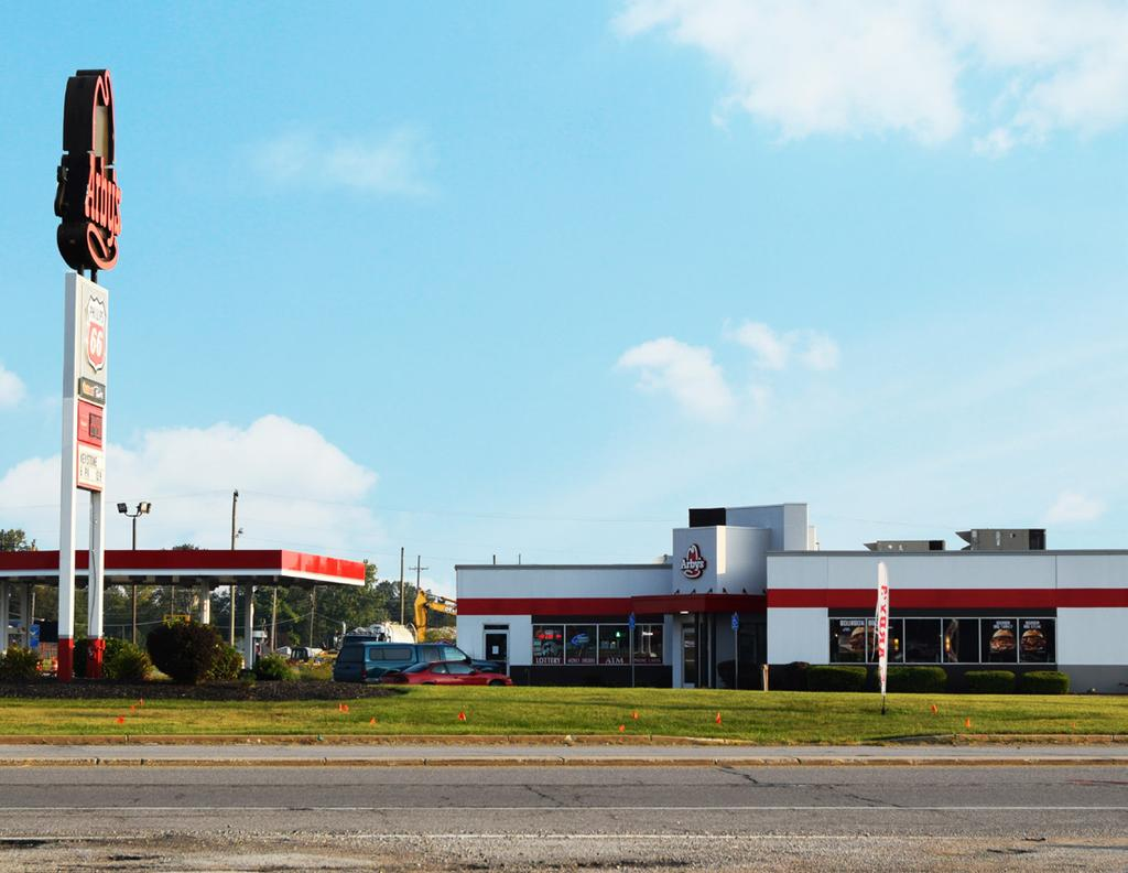 Investment Highlights New 2017 Remodel - Long Term Commitment to the location Arby's Corporate Guaranteed Lease Strong