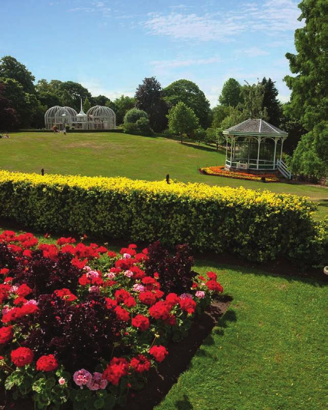 Priory Club Edgbaston Cricket round Location & Local Area A prestigious suburban location with superb local amenities The Botanical ardens The Mansion House combines an outstanding location at the