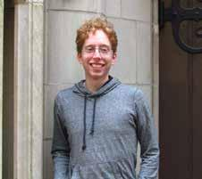For his dissertation he is writing a commentary on a play by Plautus. Chris Cochran received his B.A. in Classics from Princeton University, where he wrote his thesis on Synesius of Cyrene.