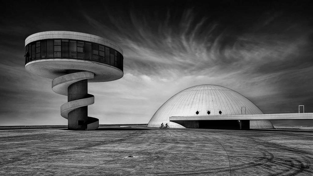 India FIAP GOLD: NIEMEYER