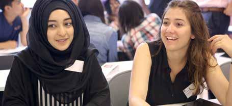 Realising Potential: Focus on Widening Participation LSE and Sutton Trust partner in providing Pathways This year LSE and the Sutton Trust, in partnership with Deutsche Bank, launched a new programme