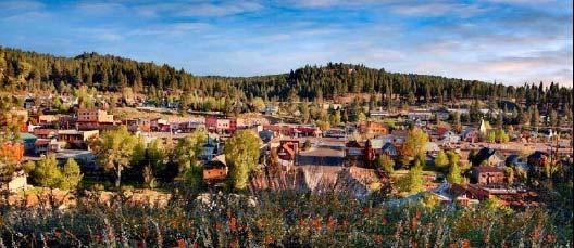 TRUCKEE HISTORY: Truckee is a quaint mountain community that was established in 1863 then incorporated in 1993.
