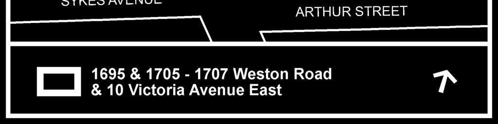 STAFF REPORT ACTION REQUIRED 1695 and 1705-1707 Weston Road and 10 Victoria Avenue East Zoning By-law Amendment Application - Preliminary Report Date: March 13, 2018 To: From: Wards: Reference