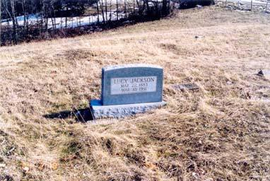 ; died 29 Jan 1910; no age; no stone, obit Jordan, Hattie