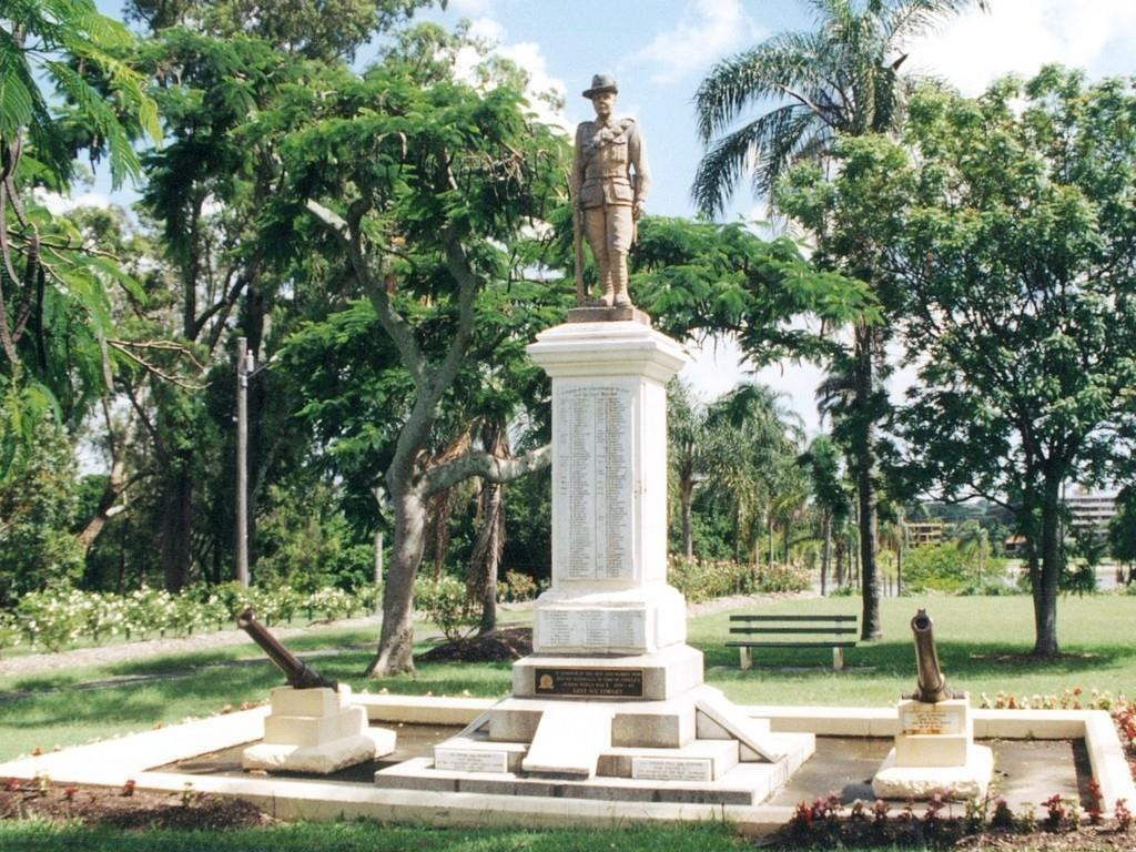 J. Kennedy is remembered on the East Brisbane War Memorial located in Mowbray Park, Latrobe Street & Lytton Road,