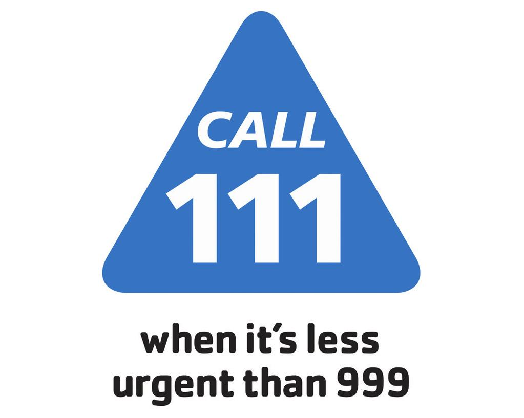 Student Accommodation Booklet 5 Other Medical Services NHS Direct A non emergency telephone services where medical concerns can be discussed. 111 from any landline or mobile phone free of charge.