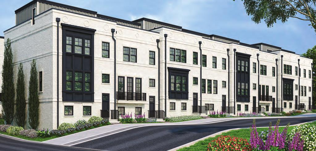 28TH AT Brookwood 18 TOWNHOMES & 5 SINGLE FAMILY IN THE HEART OF BROOKWOOD!