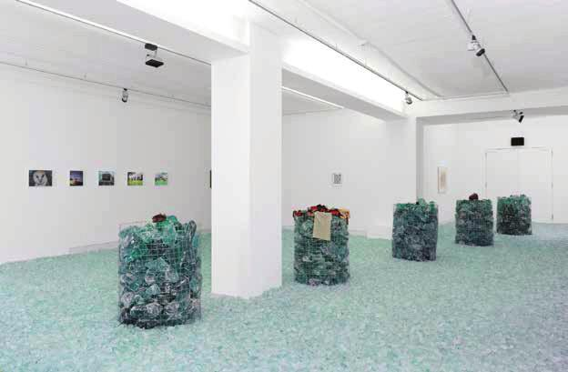 Parkett Exhibition Space Zürich 2012 2015 CARTE BLANCHE Pamela Rosenkranz (Aug Dec 2015) Parkett collaboration artist Pamela Rosenkranz curates a selection of some 50 Parkett Editions and shares an