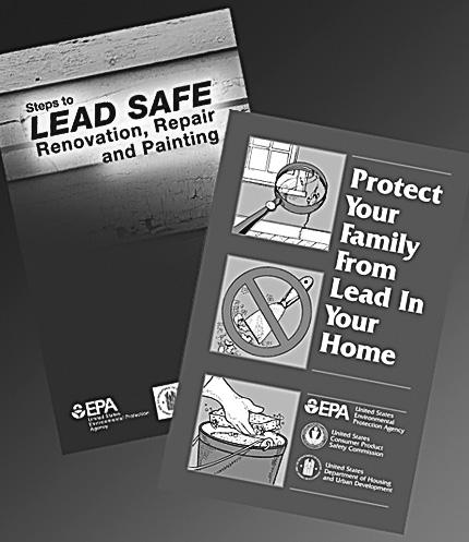 In addition to using allowable work practices and working in a lead-safe manner, EPA s RRP rule requires contractors to follow a specific cleaning protocol.
