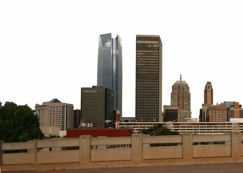 Year-End Oklahoma City Office Market Summary Central Business District Submarket 25% 2 HISTORICAL CBD VACANCY Year-End CENTRAL BUSINESS DISTRICT REVIEW Aggregate vacancy rates increased from 22.