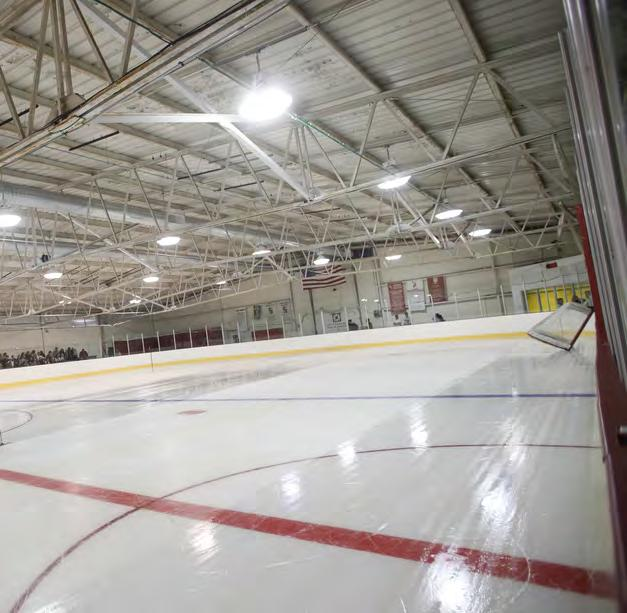 State University Ice Rink, Bowling Green, OH Changzou Sports Complex, Changzou, China City of Brentwood