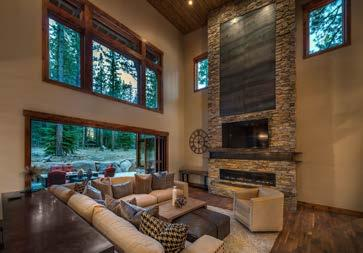 construction of luxury custom homes in northern Nevada and the Lake Tahoe area.