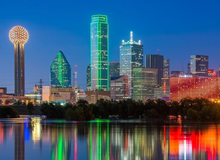 Dallas Dallas diverse job growth continues to profoundly reshape the office market YTD absorption across all submarkets is more than twice as high as Q2 216, primarily due to recent deliveries of