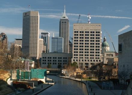 Indianapolis Market set to grow amid a flurry of new construction and major job announcements The market rebounded from a slow start to the year with 121, square feet of net absorption during the