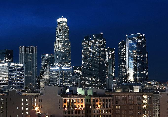 Los Angeles Westside demand bolsters overall momentum Strong second quarter growth lessens the sting after first quarter losses.