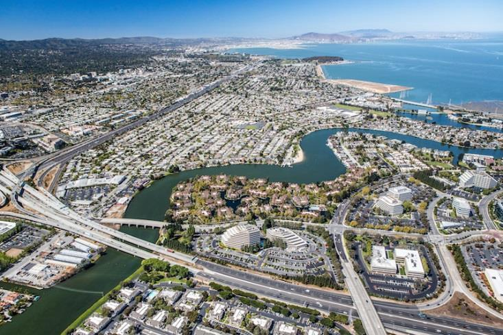 San Francisco Mid-Peninsula Peninsula benefits from overheated Silicon Valley spillover Tenants that have been priced out of Palo Alto and Mountain View are looking to the Peninsula for rent relief