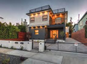 Clng Fan,Dshwshr,Dryer,Grbg Disp,Rng/Ovn 2318 BEACH AVE $2,145,000 Triplex QUAINT COASTAL TRIPLEX IN DESIRABLE VENICE BEACH Situated in a very high demand rental market, this property is great for an