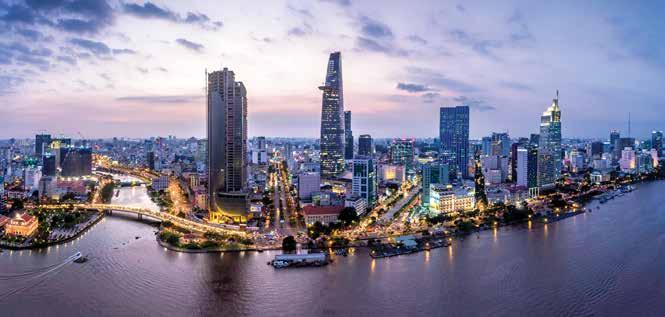 VIETNAM +84 28 3910 4855 2nd Floor, Capital Place, 6 Thai Van Lung, District 1, Ho Chi Minh City, Vietnam Apartments: The strong market sentiment continued.