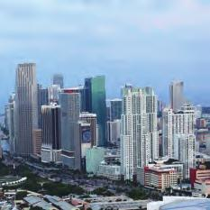 Greater Downtown Miami Market Condo Delivery and Absorption of Units Figure 3 Greater Downtown Miami Historical Condo Development (2001-2017) Year Built Number of Units Delivered Cumulative