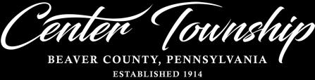 APPLICATION FOR ZONING USE AND COMPLIANCE CERTIFICATE CENTER TOWNSHIP, BEAVER COUNTY, PA *NOTE: As per the Pennsylvania State Planning Code, there is a 30 day appeal period, under which anyone can