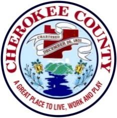 CHEROKEE COUNTY Application for Public Hearing Special Use Permit Pre-Application Meeting Date: Preliminary Review Meeting Date: Community Information and Input Meeting Date/Time: Applicant, or