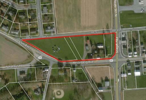For Sale 717.293.4477 Residential Land 1048 Heidelberg Avenue Newmanstown, PA 17088 Total Acreage: 5.97 acres Sale Price $300,000/acre Ruth M. Devenney, CCIM, SIOR Jeff Kurtz, CCIM 717.293.4552 direct line 717.