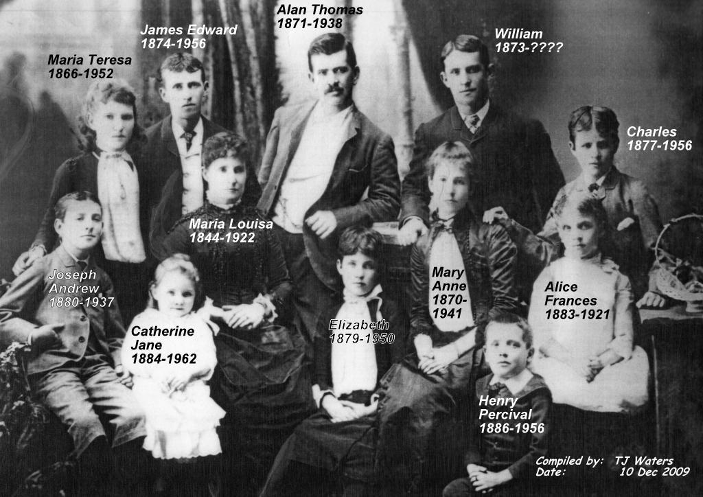 THE PETTY FAMILY A reunion of descendents and related families of John Hicks Petty II and Maria Louisa Byrne on 7 March will celebrate the lives of the Petty-Byrne family in Yarra Glen from the 1850
