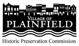 REHABILITATION GRANT PROGRAM DESCRIPTION PROGRAM PURPOSE The Village of Plainfield Rehabilitation Grant Program is designed to encourage owner investment in the exterior rehabilitation and