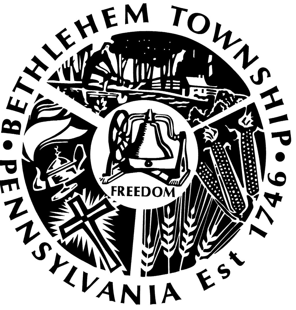 Township of Bethlehem Department of Planning and Economic Development Zoning and Construction Division Offices of the Zoning Officer and Building Code Official ZONING and PA UNIFORM CONSTRUCTION CODE