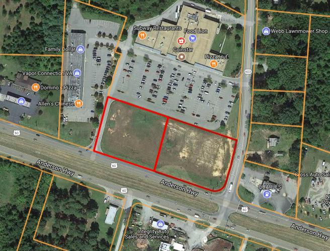 LAND FOR SALE DEVELOPMENT LAND PARCELS FOR SALE IN POWHATAN 3400 Anderson Hwy, Powhatan, VA 23139 KW COMMERCIAL MID ATLANTIC 804.858.9000 BILL PLASHA Regional Director 0 804.858.0135 C 804.464.