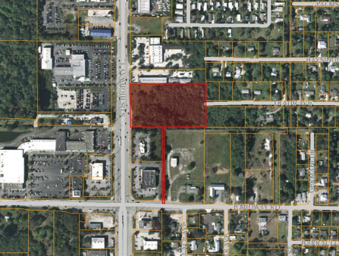 Property Details PRICE $1,399,000 PARCEL ID 3403-502-0031-000-3 LAND SIZE 206,910 sf ACREAGE 4.75 AC Excellent development opportunity!! 4.75 AC of land situated in a high traffic zone of Fort Pierce.
