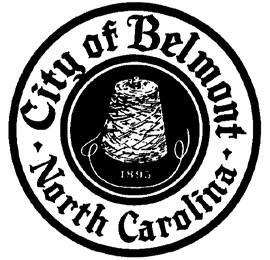 City of Belmont Zoning Permit Application 37 N. Main St. P. O. Box 431 Belmont, NC 2801 2 704 901 2610 Fax: 704 825 0514 Property owner(s): Lot Number Property address: Parcel ID no.
