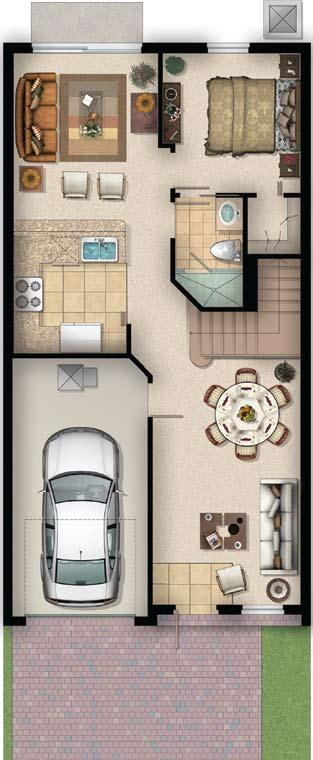 FAMILY ROOM 10 9 x 12 5 BEDROOM 4 10 3 x 10 6 OPTION 1 BEDROOM 3 AND BEDROOM 4 TO