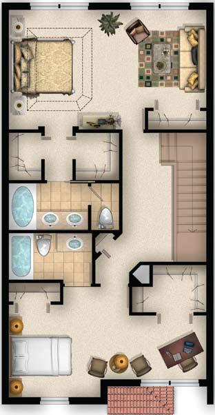 Margherita OPTION 1 BEDROOM 2 AND TO EXTENDED LARGE BEDROOM 2 21 6 x 10 0 SECOND 21 6 x 10 0 OPTION 2 BEDROOM 3 AND