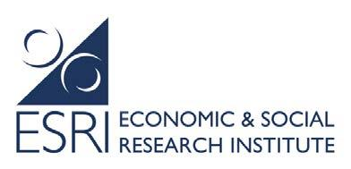 DHPLG/ESRI RESEARCH PROGRAMME ON HOUSING ECONOMICS Social Housing in the Irish Housing