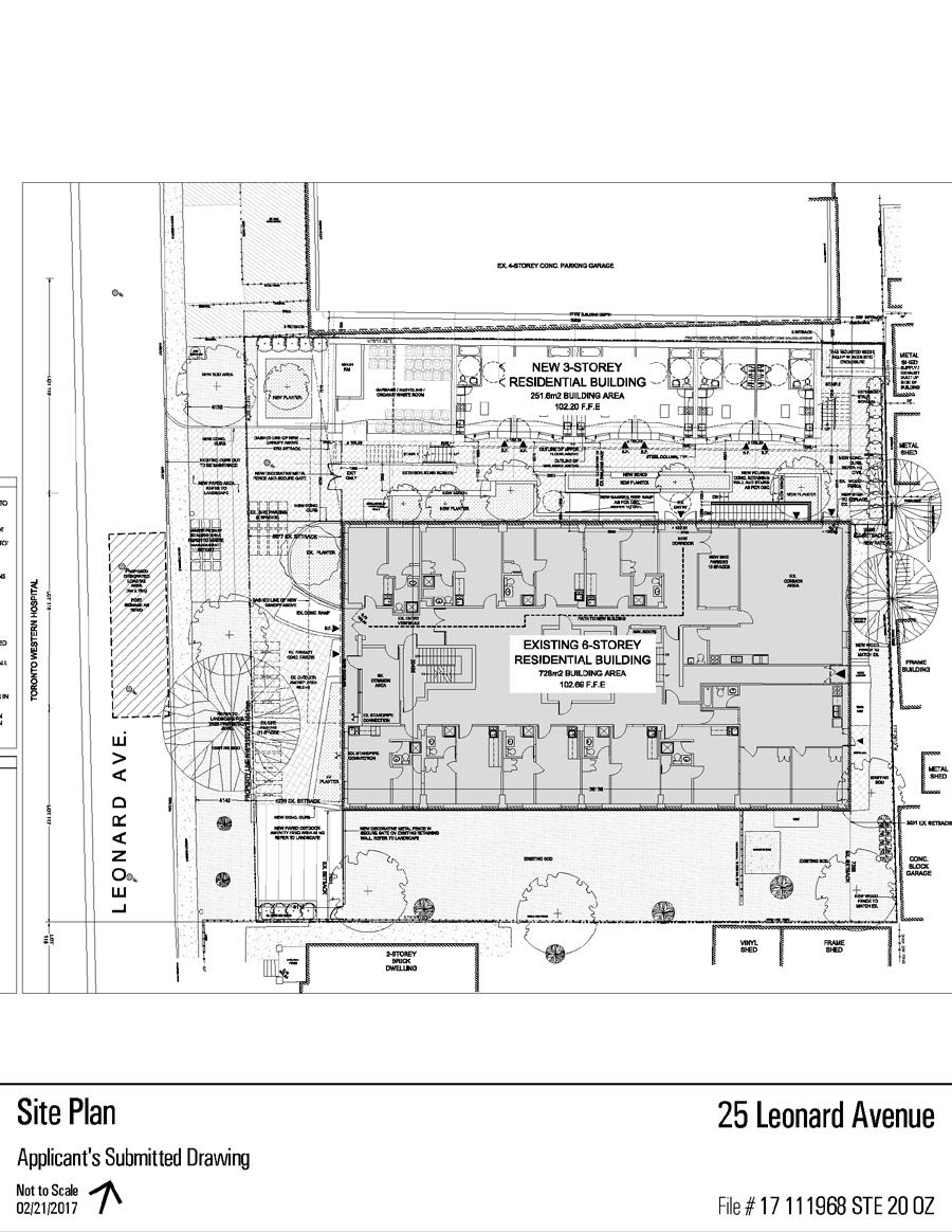 Attachment 1: Site Plan Staff report for